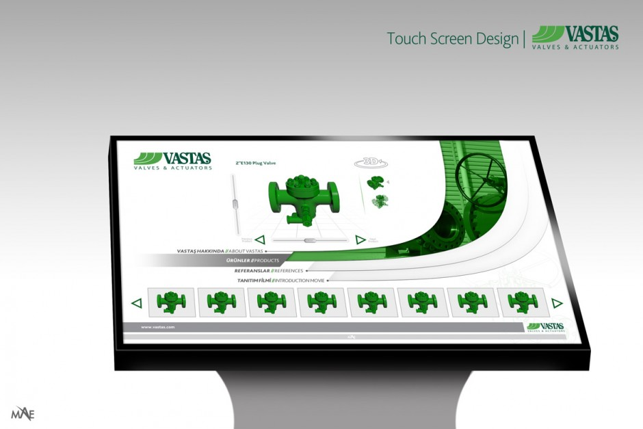 vastas-touch-screen